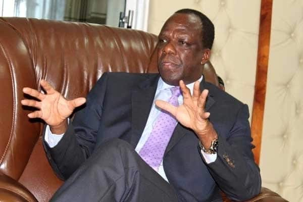 Raila's right hand man, Kakamega Governor Oparanya, denies plans to join Jubilee as DP Ruto's running mate