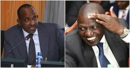 Ruto's 2022 succession plan is intact because Raila didn't join Jubilee - Duale