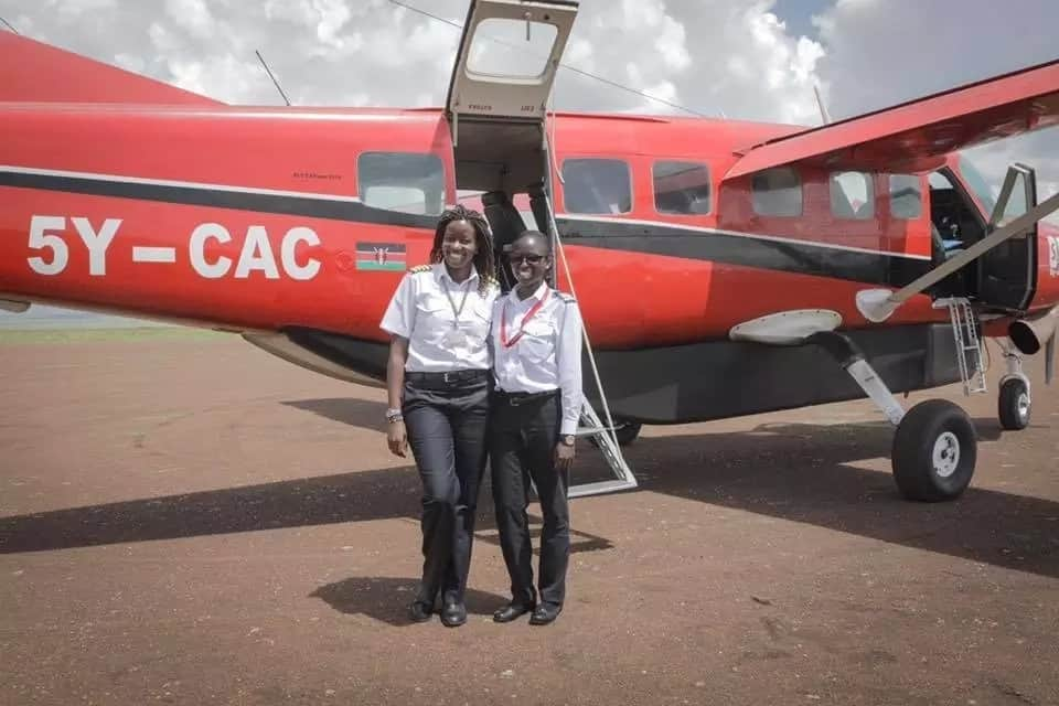 Fly SAX co-pilot Jean Mureithi buried in Nyeri