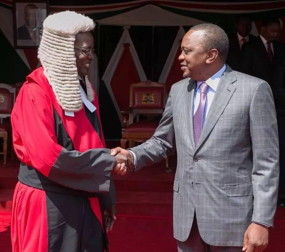 What is so unfair if Uhuru dehorns the courts being used by Raila? - Mutahi Ngunyi