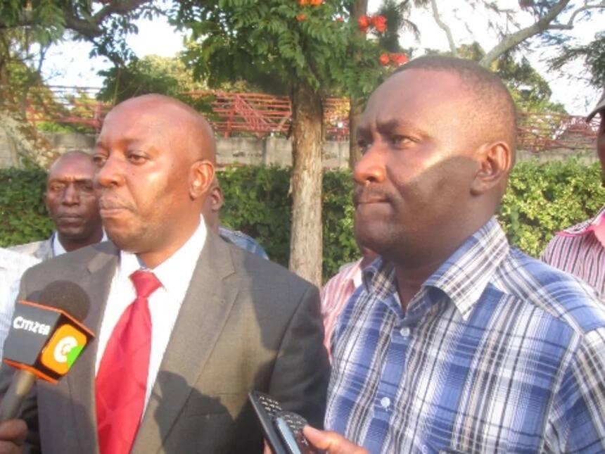 Mbunge wa Wiper amhimiza Raila kuhimiza mazungumzo na Uhuru na kukomesha vituko