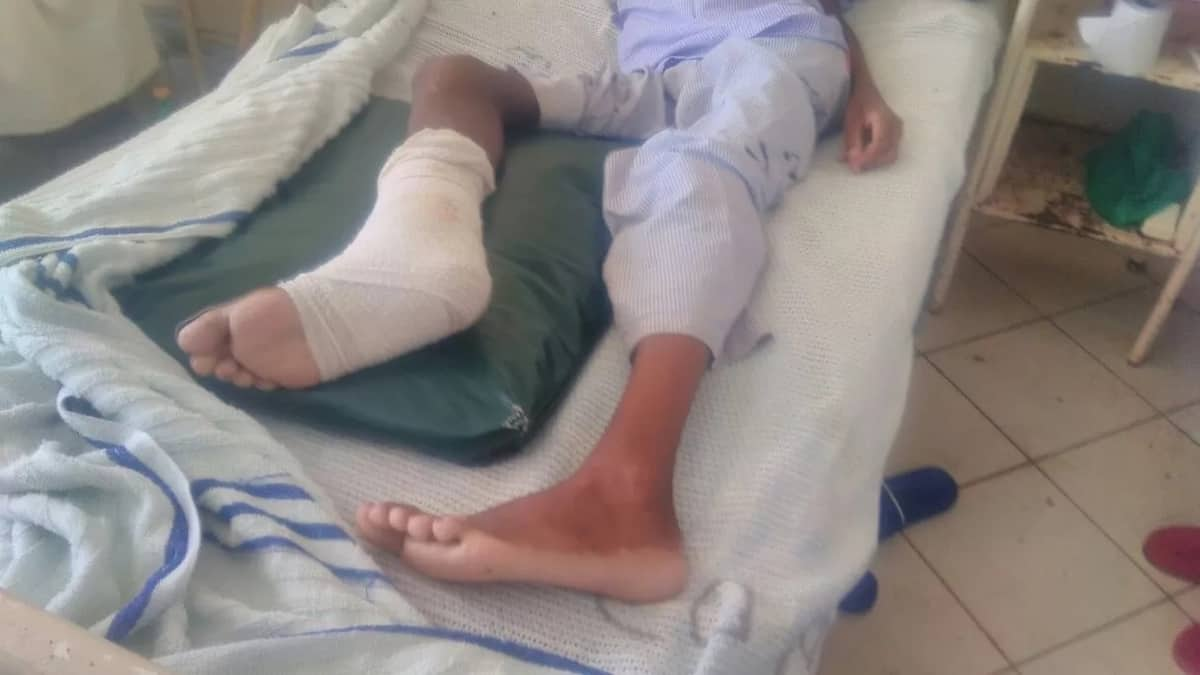 Murang'a Form 4 student admitted in hospital after assault by 5 teachers