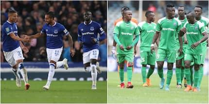 Gor Mahia striker Jacques Tuyisenge set to miss Everton clash