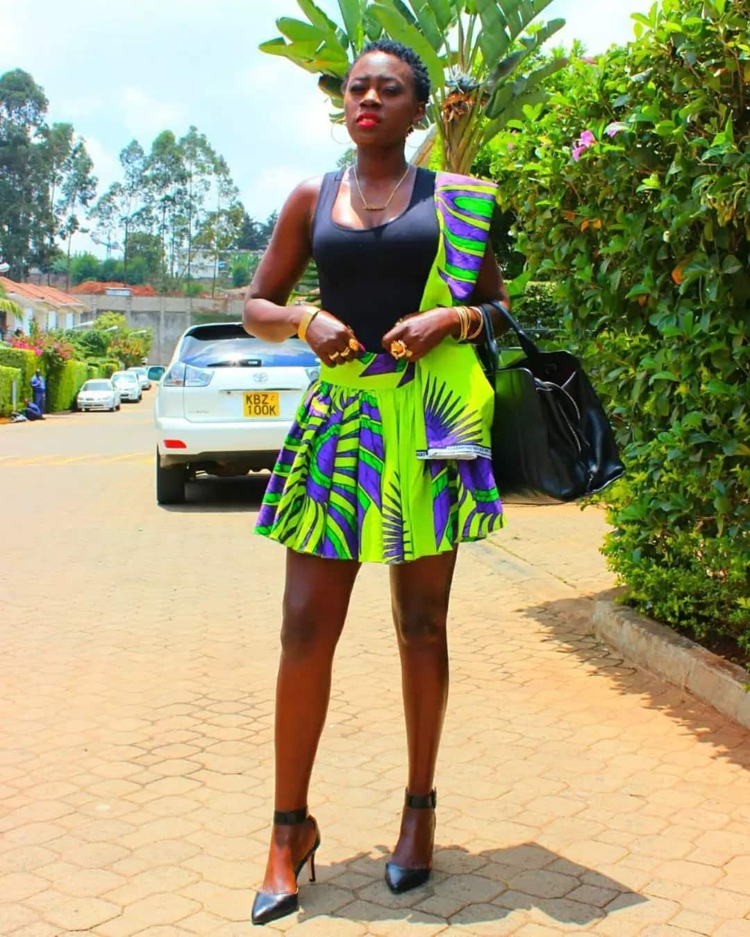 What are Akothee kids up to?