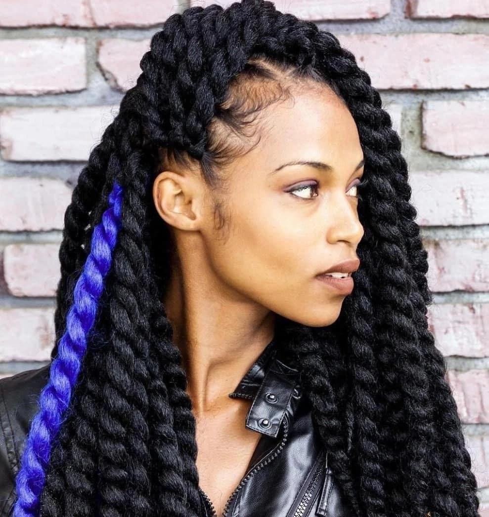 Best crochet braids patterns
