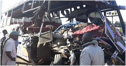 Another Climax Sacco bus caught on camera being driven recklessly days after one killed 12
