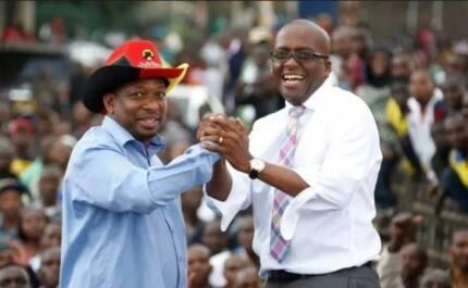 Sonko anakiliwa akiimba wimbo wa injili kusifu Mungu baada ya ushindi mahakamani