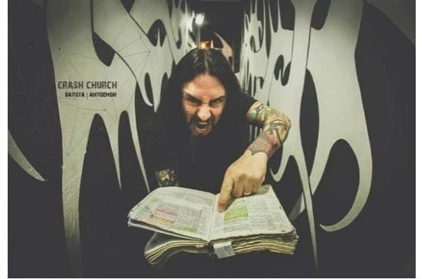 This church uses heavy metal music to preach word of God (photos, video)