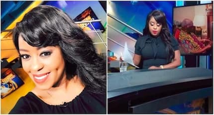 Citizen TV's Lilian Muli accused of using her pregnancy to remain relevant