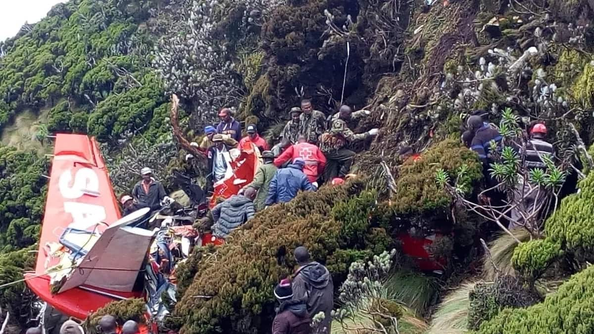 The ill fated aircraft was diverted into a death trap by Kenya Civil Aviation - Mutula Kilonzo Junior