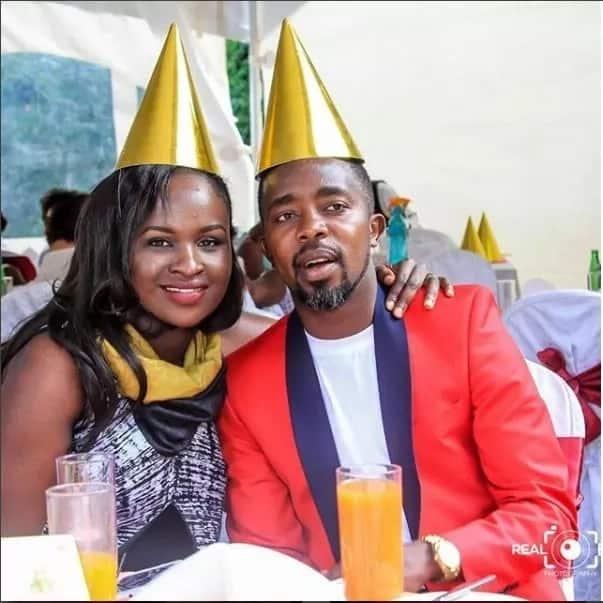 Mercy Masika husband