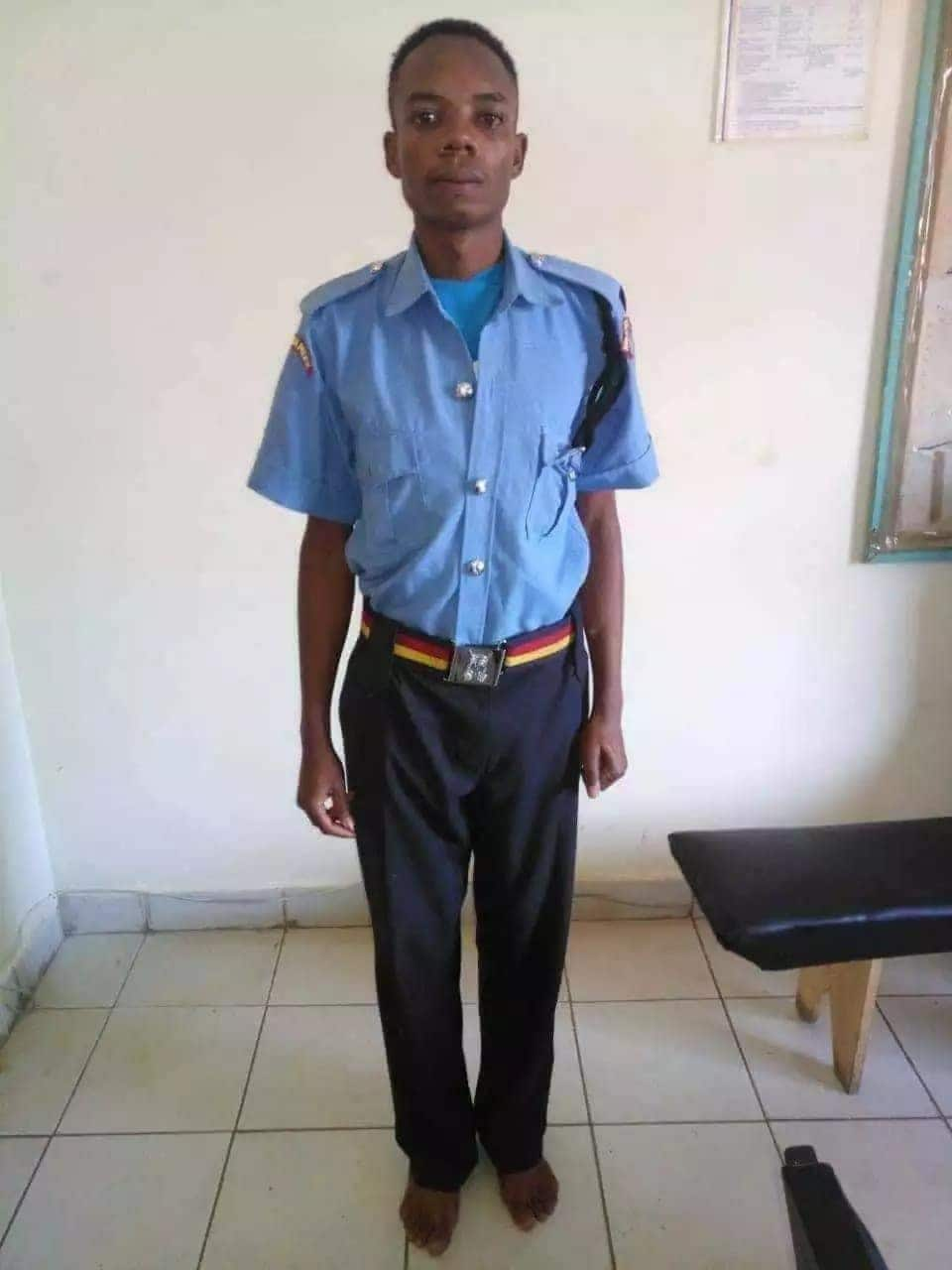 Detectives arrest Kisumu man disguised as police officer harassing residents