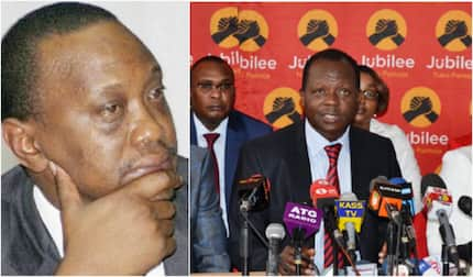 Why Uhuru has no choice but to work with Governor Kabogo and other nomination losers