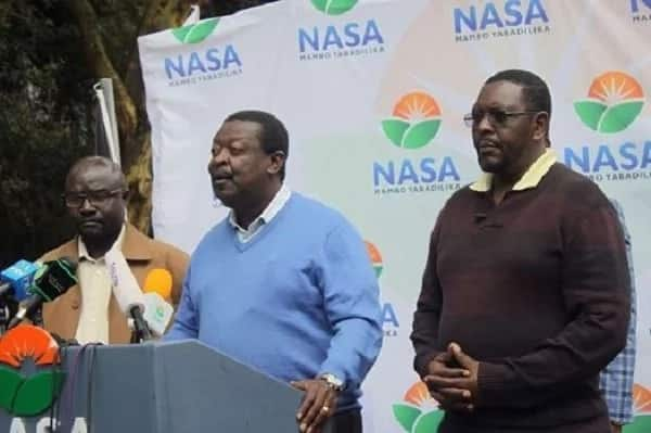 Jubilee now blackmailing NASA candidates