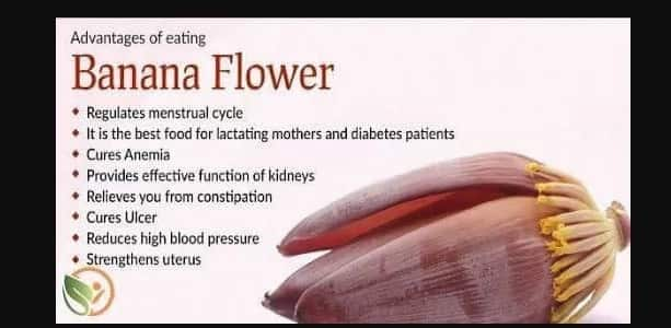 6 steps to cooking banana flowers into tasty vegetable and its benefits