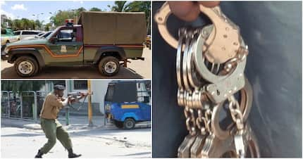 5 dangerous criminals jailed for 30 years each stage dramatic escape from police cell in Baringo