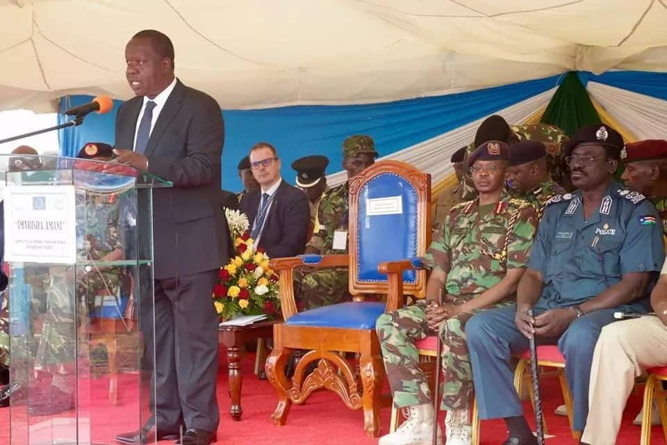 Matiangi makes another major move since being appointed acting interior CS