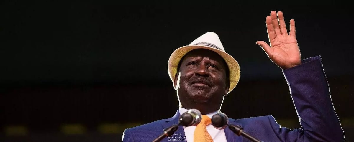 This is where the handshake is headed, Raila set to shed light on progress