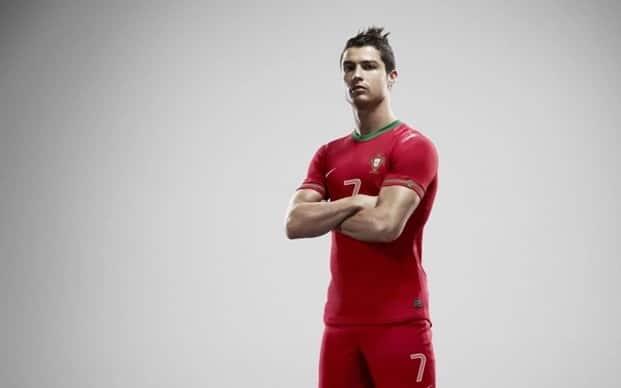 Net worth of Cristiano Ronaldo