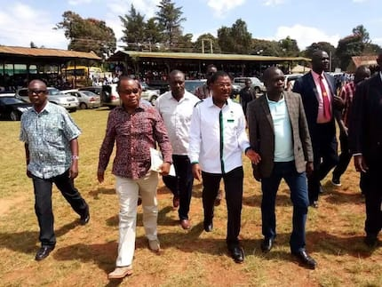 Mudavadi, Wetang'ula give conditions to support referendum call