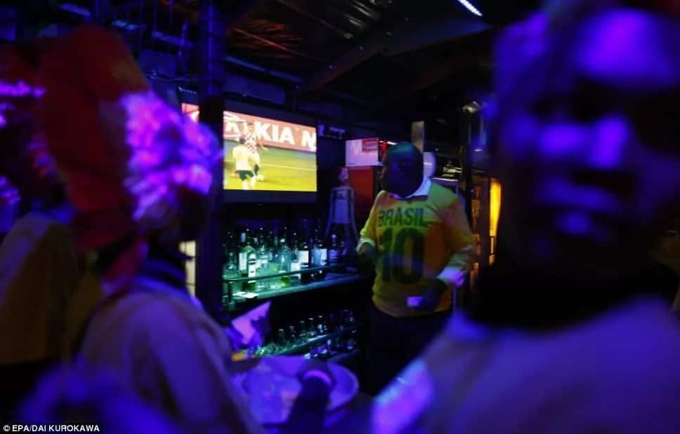 Kenyan men prefer watching soccer in clubs, bars - study
