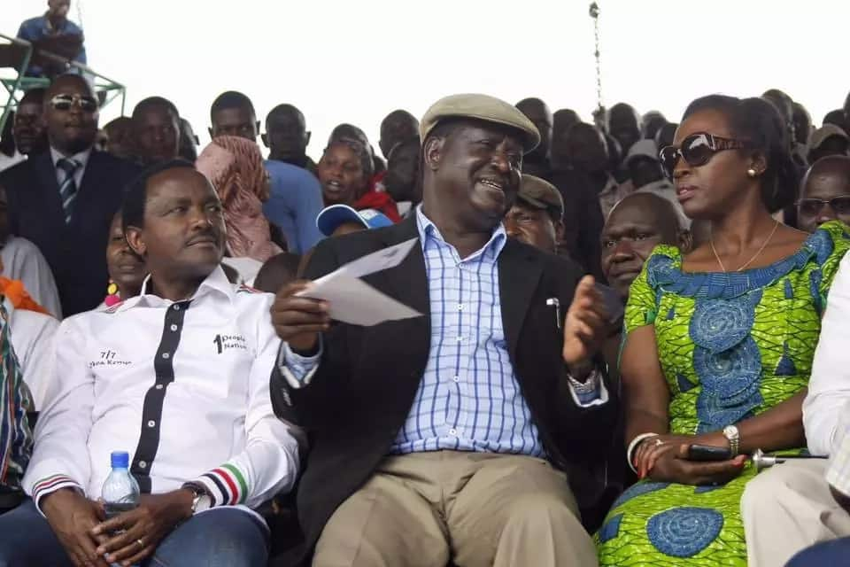 Raila swearing-in was illegal and we expected him to be arrested - Kalonzo Musyoka