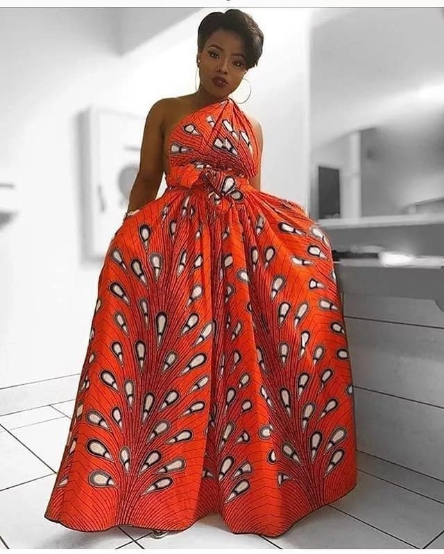 8b778ee950f60 The best collection of African dresses 2018 ▷ Tuko.co.ke