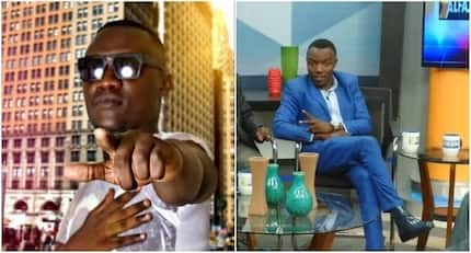 Gospel music producer Teddy B involved in a nasty scandal after swindling an artist KSh 23,000