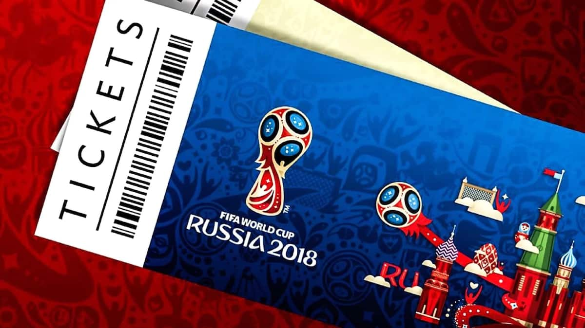 2018 World Cup final - date, stadium and tickets