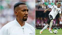 Boateng defends himself from angry German fans after openly supporting Senegal's victory over Poland