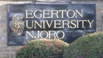 Edward Jage: Egerton University Student Who Went Missing 4 Days Ago Found Dead