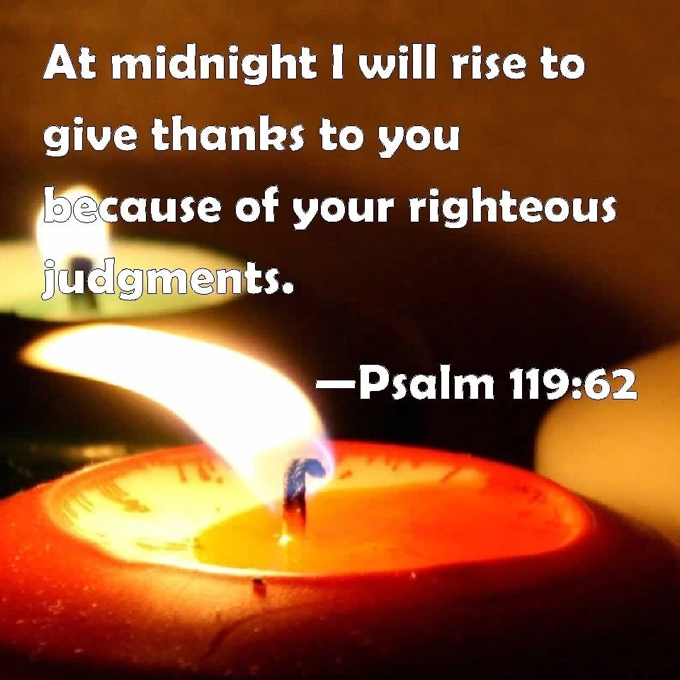 How to say midnight prayers and its importance Importance of midnight prayers How to pray midnight prayers Midnight prayers for breakthrough