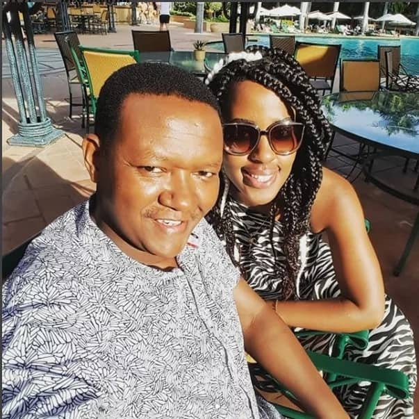 Governor Mutua takes gorgeous wife on a treat and the photos are hot AF