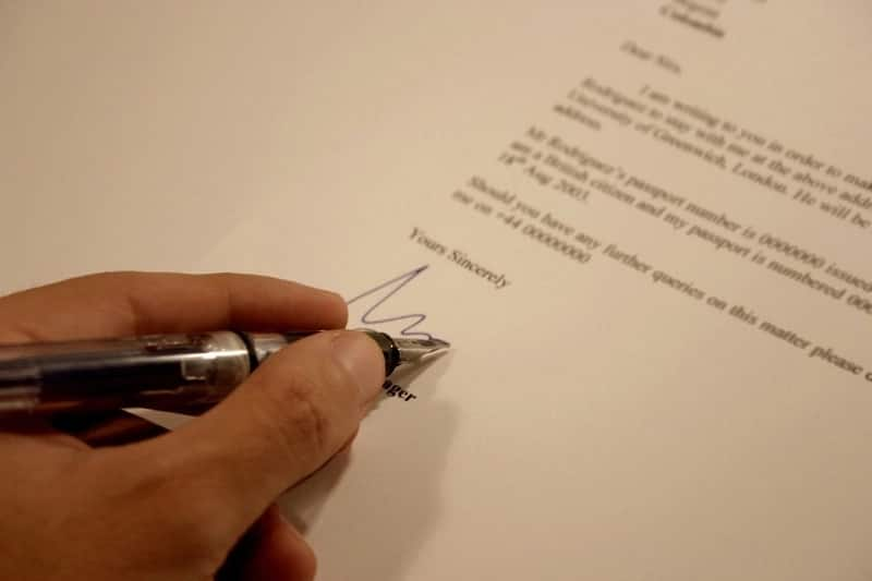 How to write a recommendation letter - format and best practices