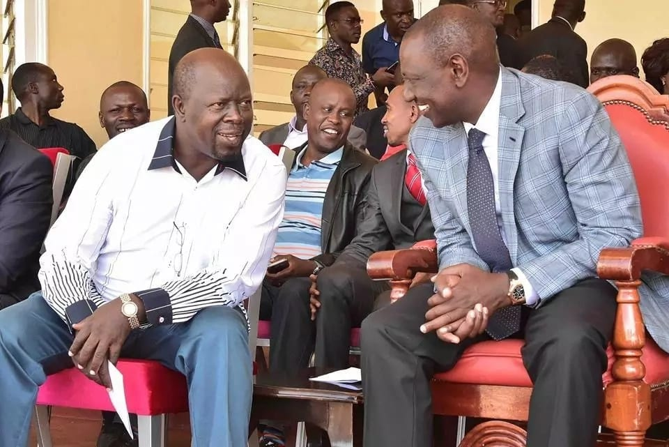 More NASA-affiliated leaders throw their weight behind DP Ruto's 2022 presidential bid
