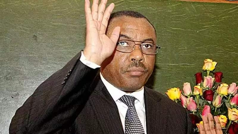 Why has Ethiopian prime minister resigned his post?