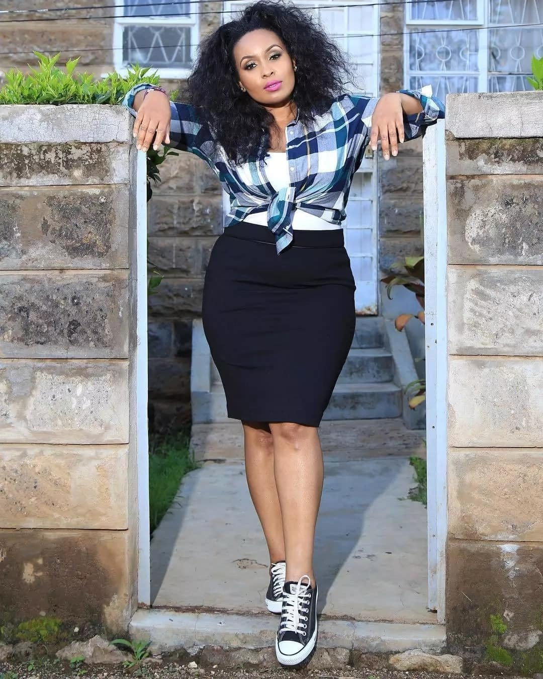 17 captivating photos of the ever-green Sheila Mwanyigha which will leave you guessing her age
