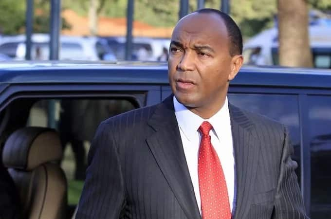 Peter Kenneth hints at defecting from Jubilee after losing to Sonko