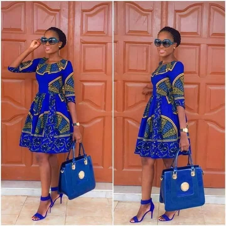 Kitenge dress designs