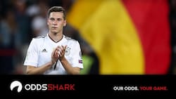 Germany, Brazil atop 2018 World Cup odds at sportsbooks