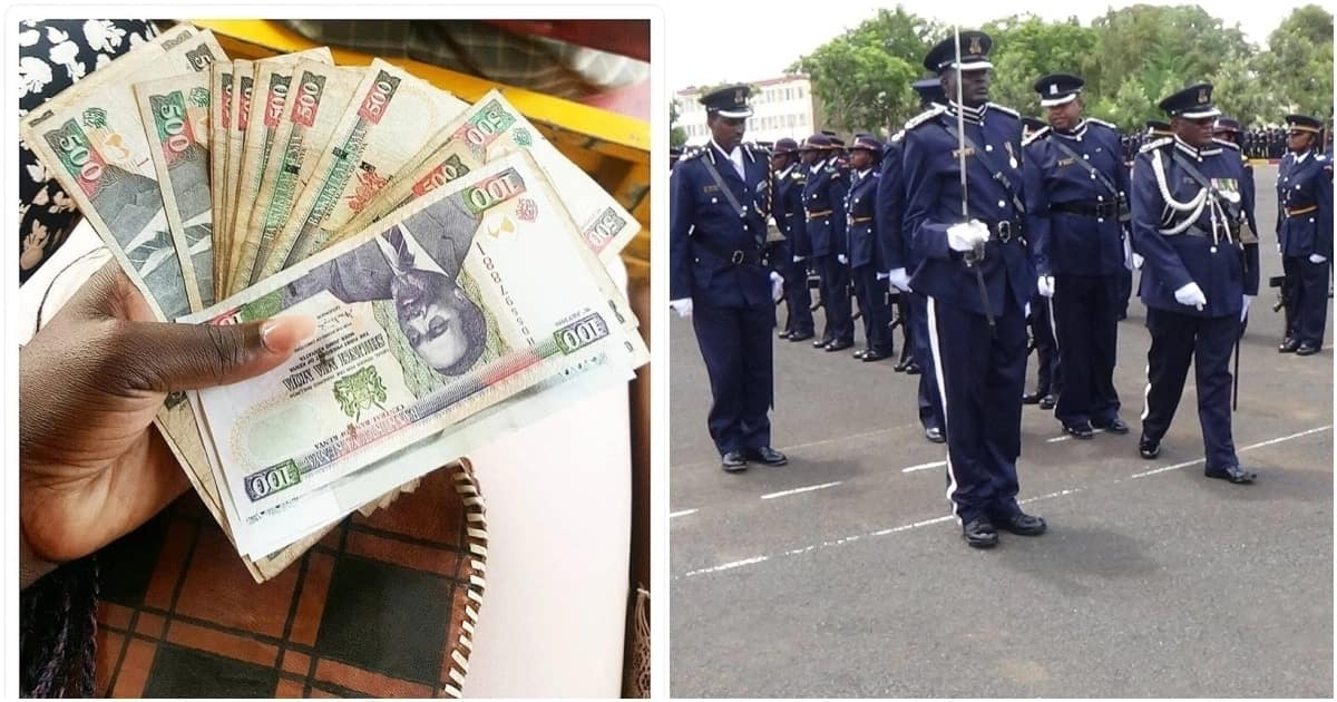 Traffic officer jailed for 2 years for receiving KSh 5250 bribe from motorist