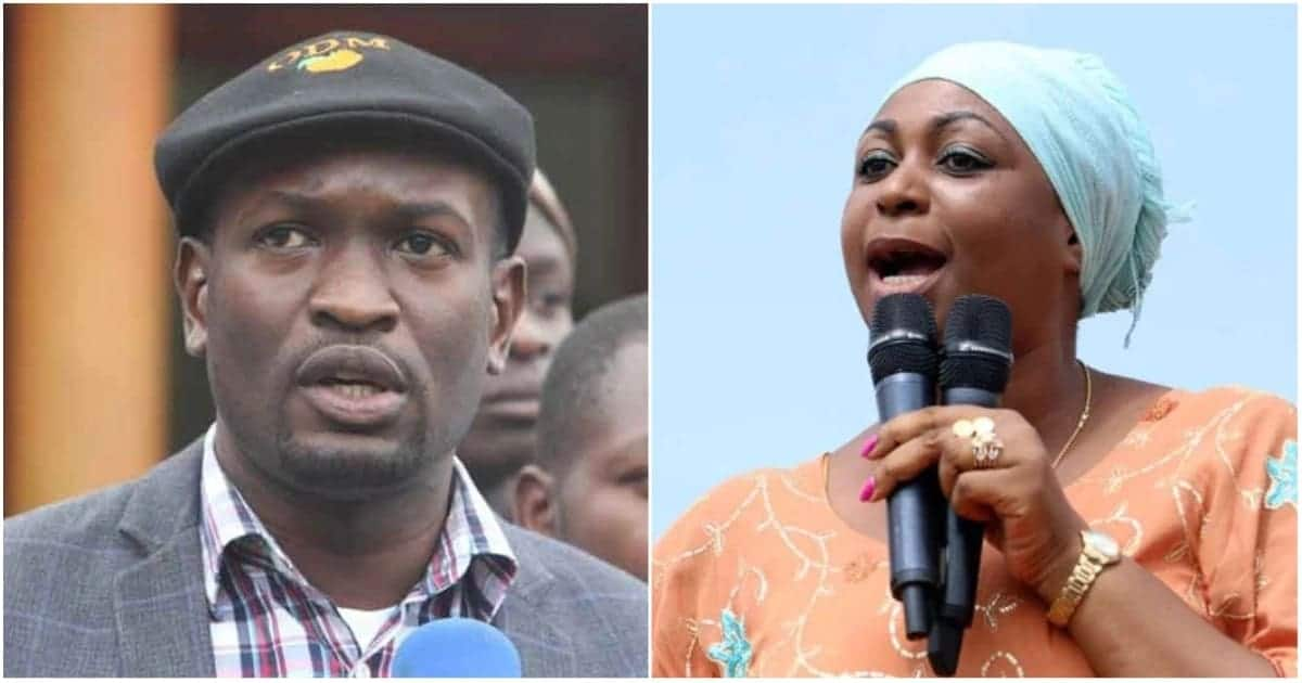 Split in ODM over punishment of Malindi MP Aisha Jumwa for supporting Ruto