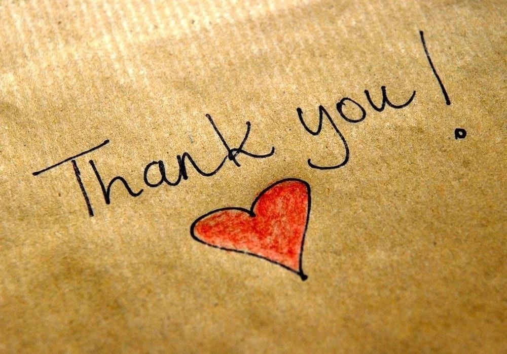appreciation messages  inspirational words of appreciation thank you for your support messages