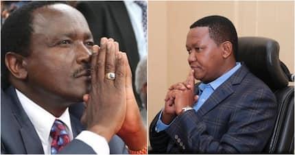 Gavana Mutua wa Machakos tayari kufanya kazi na Kalonzo wa Wiper baada ya kuamua kufanya kazi na Uhuru