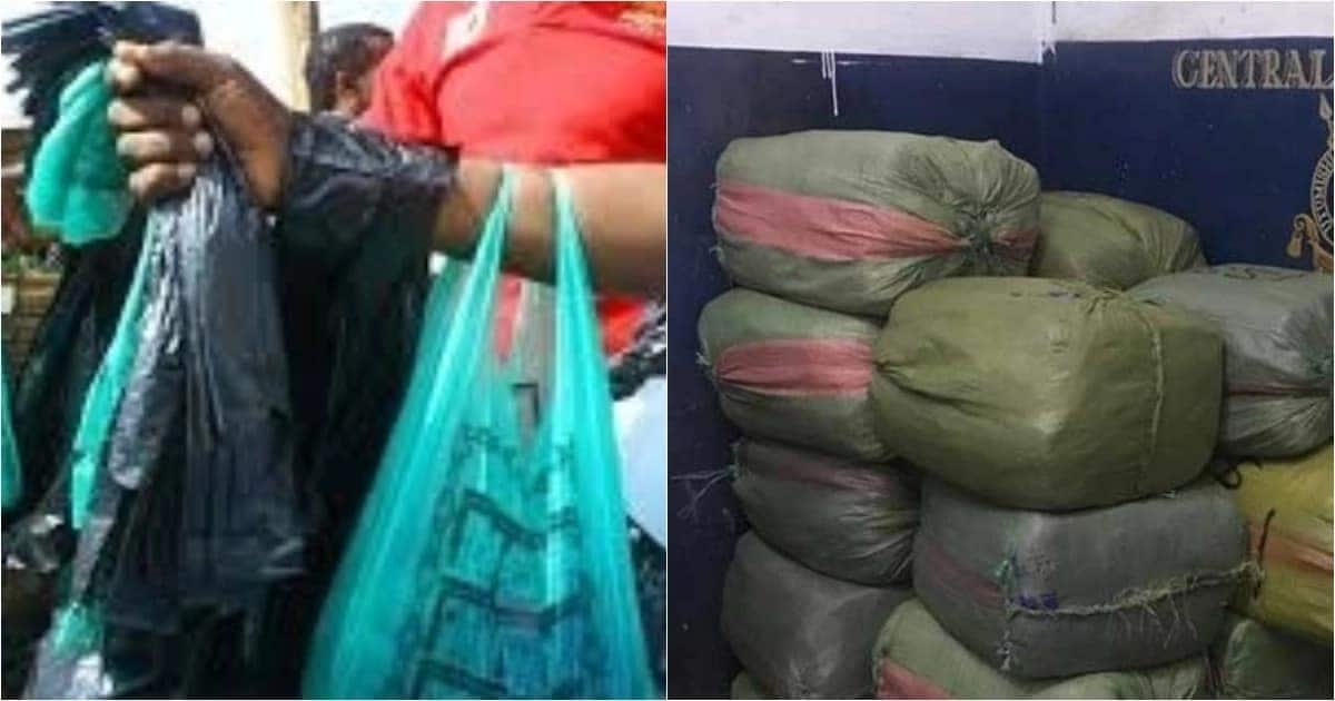 17 bales of banned plastic bags nabbed in Mombasa from Tanzania, police pursuing owner