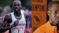"""""""Don't hate me! I'm not betrayer,"""" Kenyan sportsman who now runs for US begs compatriots"""