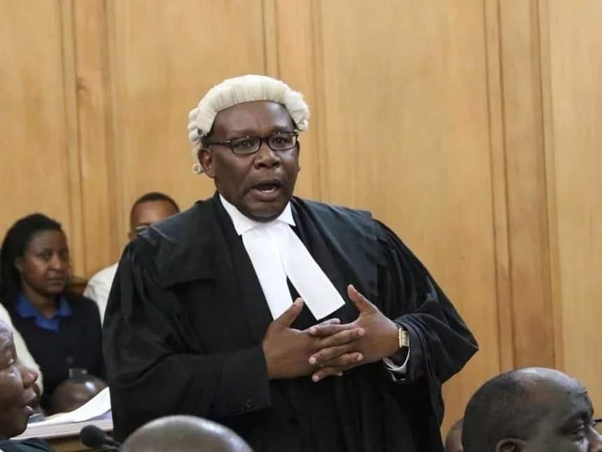 Githu Muigai to be Replaced by Judge Paul Kihara Kariuki