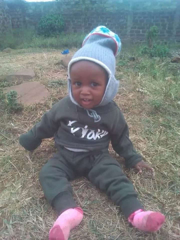 Beautiful KSh 100 couple celebrate son's first birthday
