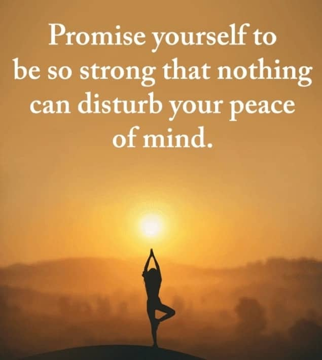 Great quotes about peace Quotes about peace mind Deep quotes about peace