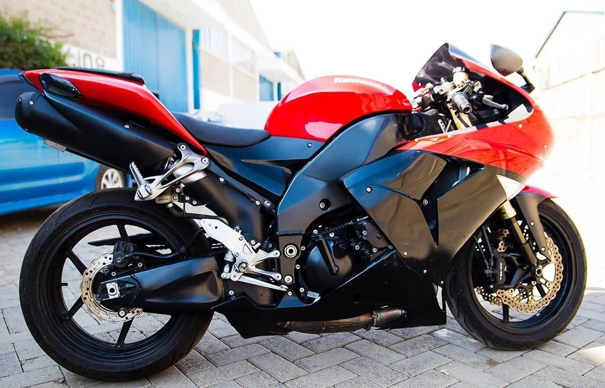 motorbike kenya